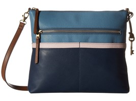 New Fossil Women Fiona Large Crossbody Bags Variety Colors - $87.11+