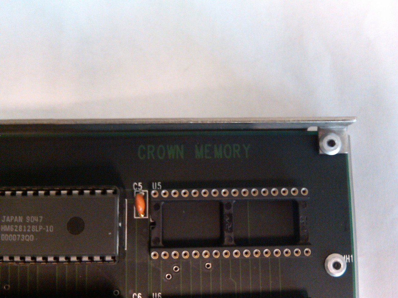 Crown Memory PC Board for Fanuc 6M/T Control