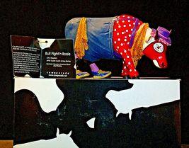 CowParade Bullfight'n Bossie (Made of Resin) Westland Giftware # 9150 AA-191878 image 4
