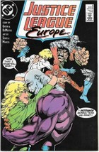Justice League Europe Comic Book #5 DC Comics 1989 VERY FINE UNREAD - $2.25