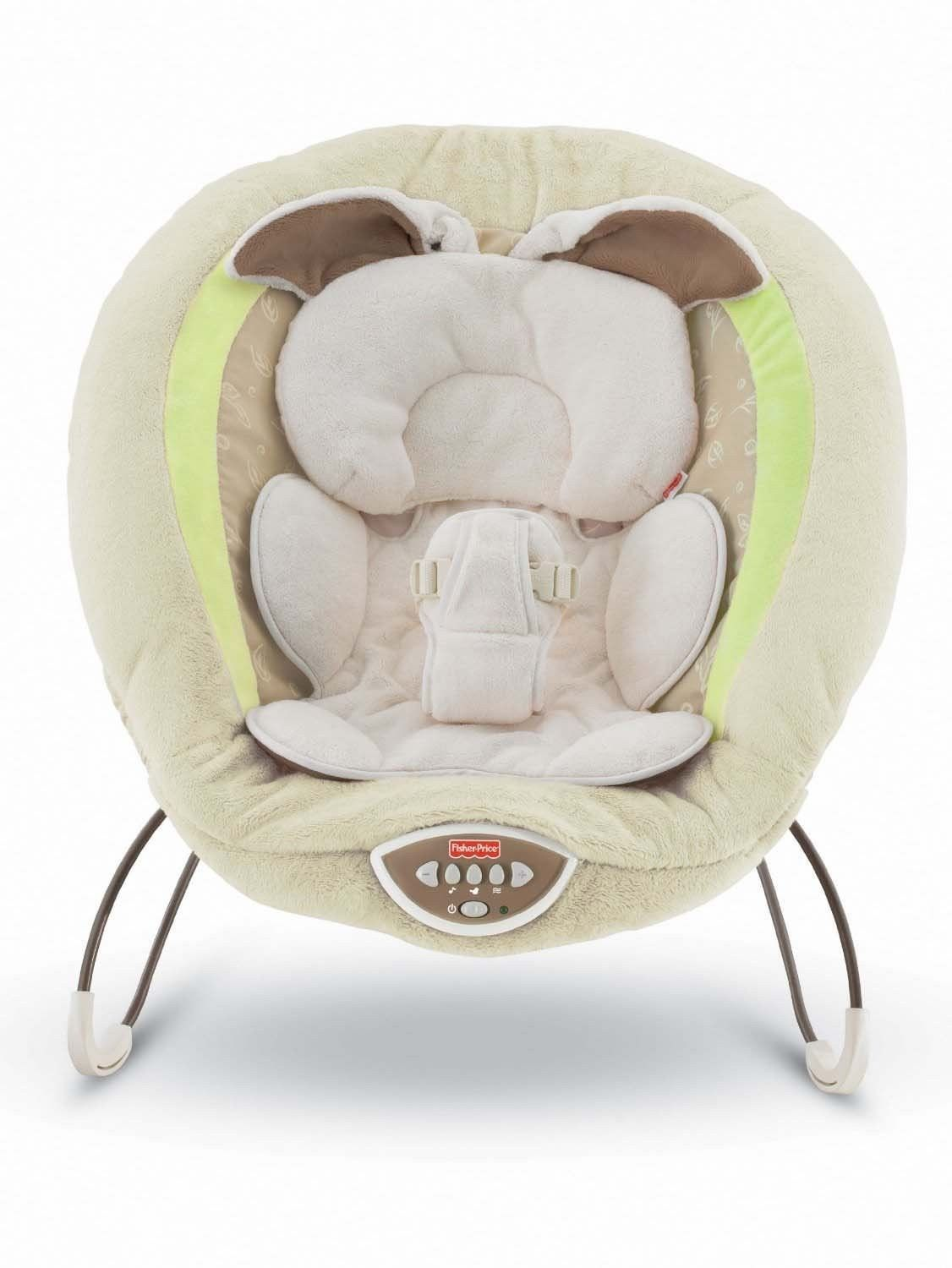 Fisher Price Deluxe Bouncer Baby Child Infant Seat Chair