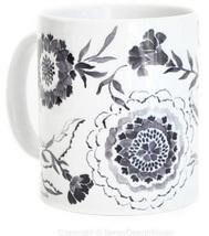 Ceramic Coffee Mug, Floral, 11 Oz. Tea Cup. - $15.00+