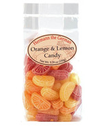 Hermann the German- Orange and Lemon Candy - $5.69