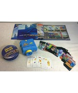 New Zealand Disney Movie Stars Trading Cards Binder Stickers Tin Project... - $145.12