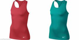 Nike Girls' (7-16) Dri-Fit Ribbed Training Tank Top $25 Retail - $9.99