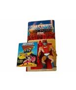 Zodac Zodak Masters Universe vtg 1982 MOTU figure Mattel Card Comic Comp... - $94.05