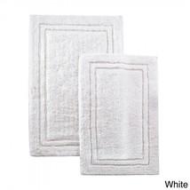 Bathroom Rug Set Bath Mats Brushed Cotton 2 Piece Non Skid Machine Wash ... - $61.40