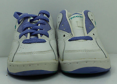 ... Reebok Girls Vintage 1990s Sneakers White 12.5 Instructor Pro Low  72-9335 ...