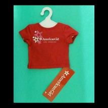 American Girl Foil Star Tee for Dolls - Los Ang... - $2.96