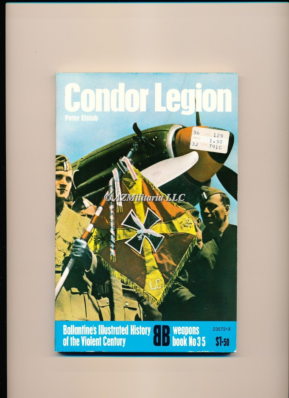 Condor Legion (Weapons Book, No 35)
