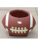 Little Tikes Football Toy Box Lid Hamper Tailgate Party Cooler Ice Chest... - $37.61