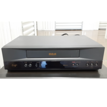 Vintage Rca VR354 Vcr Vhs 2-Head Player Tested Working/No Remote - $49.49
