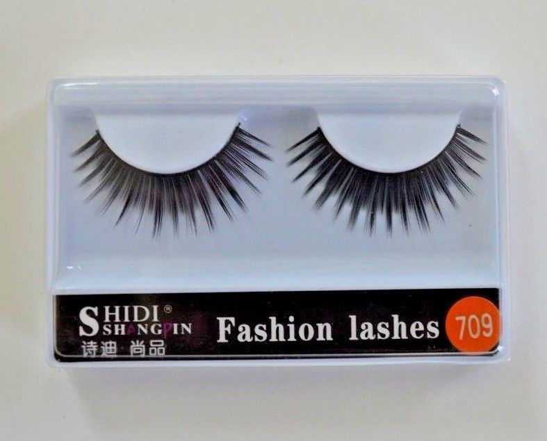 Fashion False Eyelashes 2 Pair Black Fake And 11 Similar Items