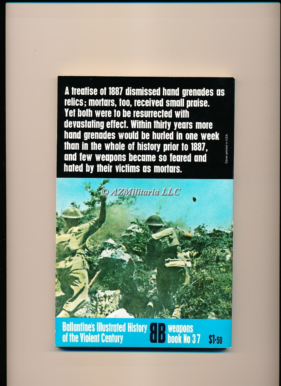 Gernades & Mortars (Weapons Book, No 37)
