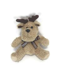 "Hersheys Chocolate Plush Teddy Bear Tan 8.5"" Tall Stuff Animal Toy Gift ... - $7.85"