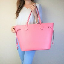 Louis Vuitton Coral Epi Leather Neverfull MM Bag - $1,587.00