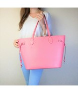 Louis Vuitton Coral Epi Leather Neverfull MM Bag - $1,499.00