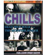 Dead Men Walk & The Monster Maker Double Feature DVD - $4.99