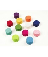 48 Pcs Aromatherapy Essential Oil Diffuser Locket Necklace Refill Pads ... - $18.45