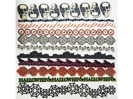 "K&Company 12"" Halloween Border Strips, Set of"