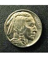 1935 P Buffalo Indian Head Nickel, Sharpe, Mint, rare coin, and GEM, Bar... - $28.00