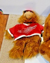 RARE Plush Alf Puppet doll plushies 1980s hand puppets toy alien VTG + Orbiters - $18.82
