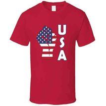Fight Power Usa T Shirt image 10