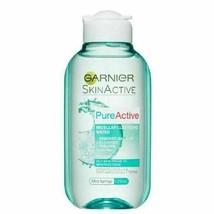 Garnier Micellar Water Facial Cleanser Skin Active Care 125ml Make Up Remover - $6.14