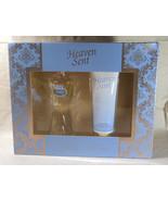 Heaven Sent by Dana Eau De Parfum (3.4 oz.) & Body Lotion (4 oz.) Set - Boxed - $39.99