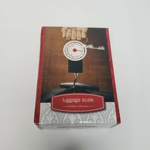 Luggage Manual Scale with Tape Measure 75 lbs/39 Inchs - $5.99