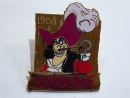 Disney Trading Pins 686 DS - Countdown to the Millennium Series #86 (Captain H - $9.49