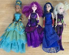 Disney Monster High Doll Lot of 4 - $29.99