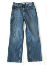 Oshkosh 10 Regular Jeans Light/Medium Wash Adjustable Waist Boys Classic 10R - $8.54