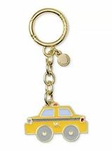 Michael Kors Taxi Cab Buttercup New York City Bag Charm Key Chain MSRP $38 - $19.79