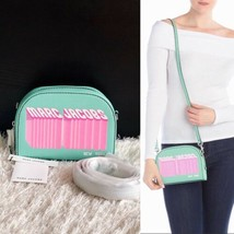 ✨New MARC JACOBS Playback Layers Of Marc Camera Crossbody Bag Surf $275 NWT - $88.83