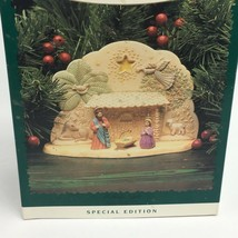 Hallmark Keepsake Ornament Special Edition O Holy Night 4 Pc Set 1996 New - $19.98