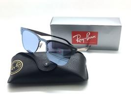 Ray Ban 3576 N 9039/1U Blaze Clubmaster Copper Violet Mirror 41mm Sungla... - $127.36