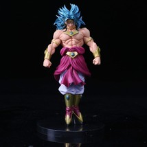 HOT 22cm Anime Dragon Ball Z Super Saiyan Son Gohan Brolly Action Figures - $27.70