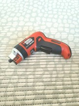 Black & Decker LI4000 Screwdriver Screw Holder LED Lithium Bare Tool, No Charger - $14.99