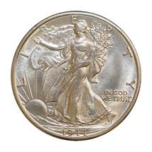 Superb - 1944 D Walking Liberty Half Dollar - Gem BU / MS / UNC - High G... - $65.00
