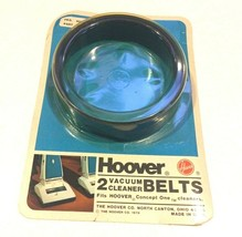 Hoover Vacuum Cleaner Belts 2-Pieces Vintage New Old Stock #40201-030/38528-008 - $12.99