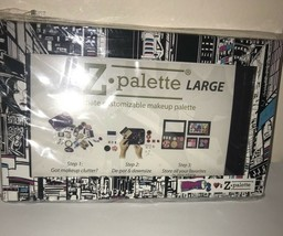 Z Palette Large Empty Customizable Magnetic Makeup Case Ricky's Nyc Times Square - $14.69