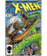 The Uncanny X-Men Comic Book #223 Marvel Comics 1987 FINE+ NEW UNREAD - $3.75