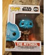 Funko Pop! Star Wars The Mandalorian Mythrol IN STOCK Pop 404 - $8.90