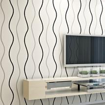 beibehang wave stripes Wallpaper Non woven Wallpapers Roll Wall Paper papel de p - $59.95