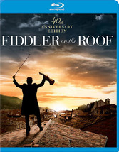 Fiddler On The Roof (Blu-Ray/Ws-2.35/Eng-Sp-Fr Sub)