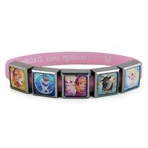 Disney Frozen Interchangeable Charms Bracelet - $9.78