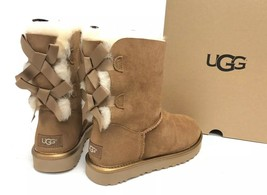 e573a48db28 UGG 1012999 Brie Sheepskin Waterproof Suede and 50 similar items