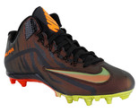 NEW SIZE 13 NIKE ALPHA PRO 2 3/4 TD LE MID FOOTBALL CLEATS 820280-878 MSRP $110