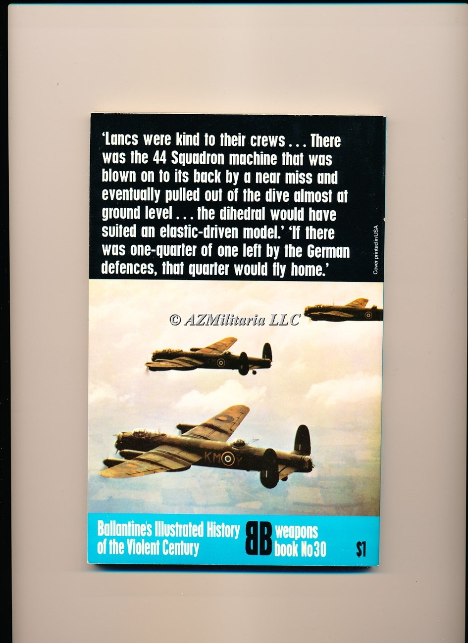 Lancaster Bomber (Weapons Book, No 30)